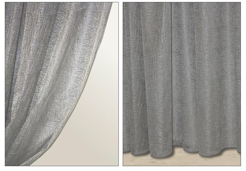 Tende grigio perla casamia idea di immagine - Tende su misura ikea ...